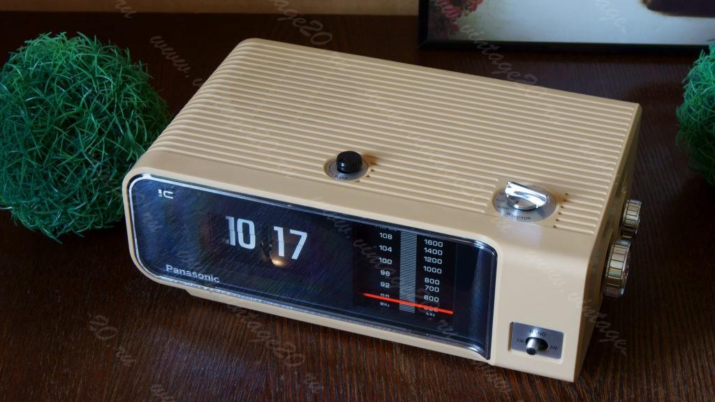 Перекидные часы flip clock — Panasonic RC-6003 (из фильма)